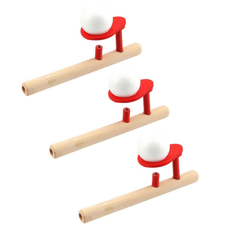 كرة تعليق خشبية سحرية للأطفال ، ألعاب توازن كروية قابلة للنفخ ، أدوات حنين ، ألعاب تعليمية تقليدية ممتعة