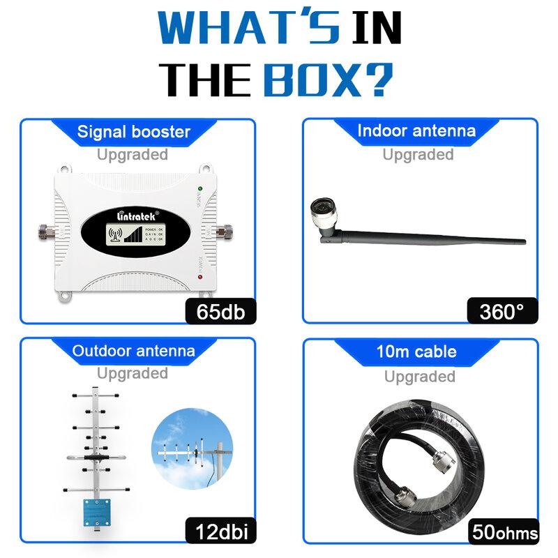 الفرقة 28 مكبر للصوت 850 CDMA GSM الخلوية مكرر إشارة مكبر للصوت مكرر إشارة LTE 700 900 1800 1900 2100 مكبر للصوت