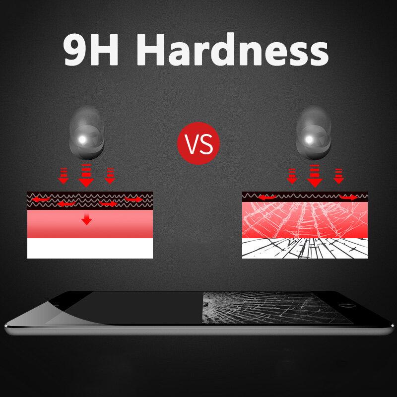9H الزجاج المقسى لهواوي MatePad 11 (2021) 10.95 بوصة حامي الشاشة اللوحي فيلم واقية ل MatePad 11 DBY-W09 DBY-L09