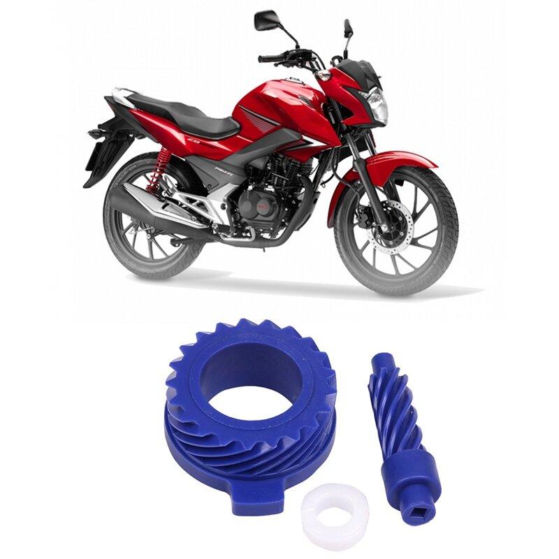 دراجة نارية متر محرك مجموعة التروس Assy لهوندا CB125 KYY125 SDH125-53/55/56 WH125-12 طبل الفرامل السرعة والعتاد