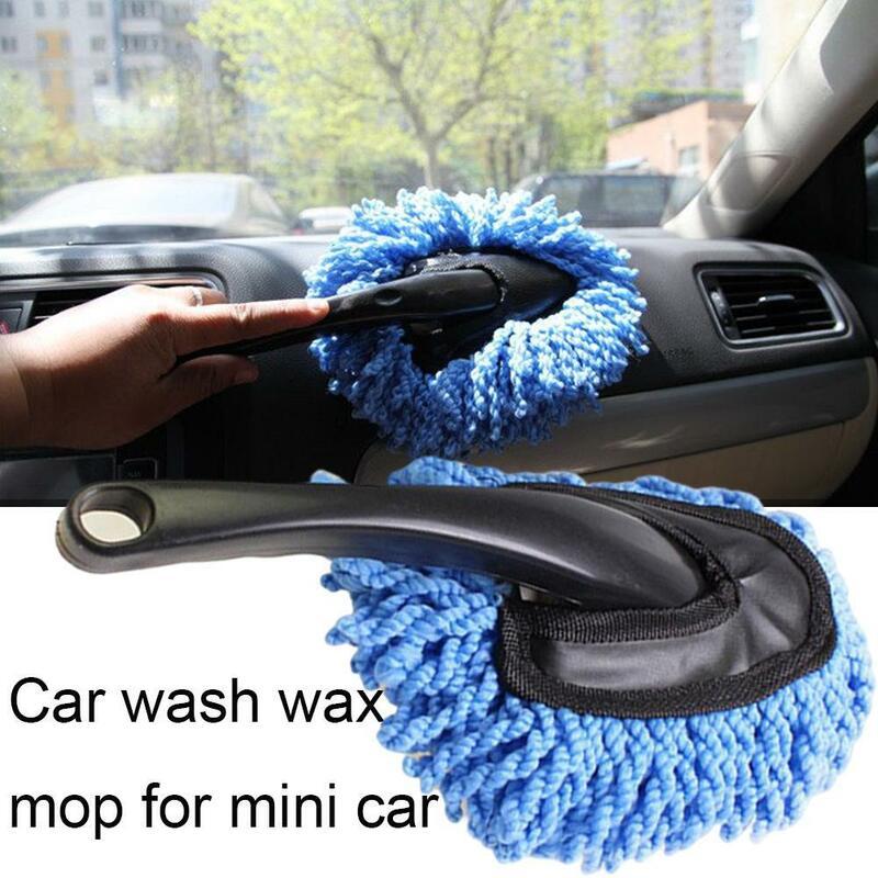سيارة ممسحة تراب غسيل السيارات ستوكات تنظيف فرشاة الغبار أداة منفضة تنظيف المنزل تستخدم ل الصبح غسل الغبار سميكة دائم