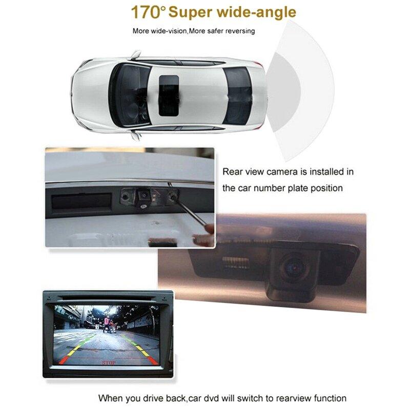 جديد-سيارة عكس كاميرا الرؤية الخلفية لبروتون GEN2 شخصية لوتس eurostar L5 L3