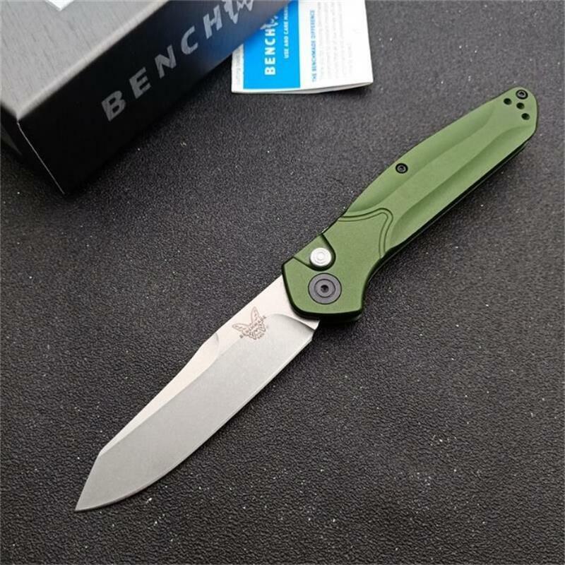 بينشيد 9400 صلابة عالية سكين للفرد S30V الصلب مقبض ألمونيوم التخييم في الهواء الطلق سلامة جيب السكاكين أدوات EDC