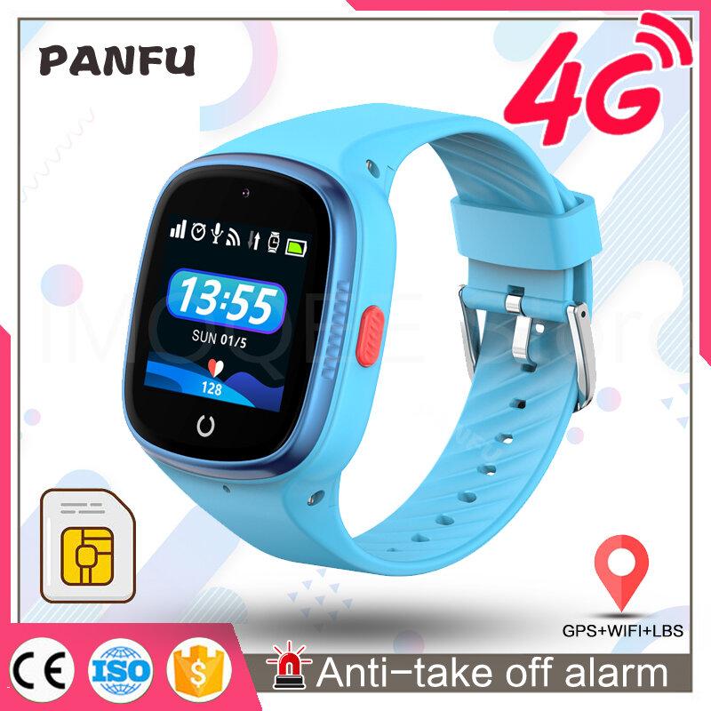 ساعة ذكية للأطفال تتبع نظام تحديد المواقع LT06 IP67 مقاوم للماء Smartwatch أندرويد الأمن سياج SOS دعوة ساعة ذكية مع كاميرا للطفل