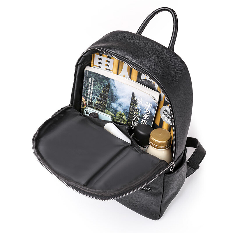 2021 مصمم الجلود على ظهره النساء حقائب ذات سعة كبيرة للمدرسة المراهقين الفتيات عالية الجودة حقيبة السفر على ظهره