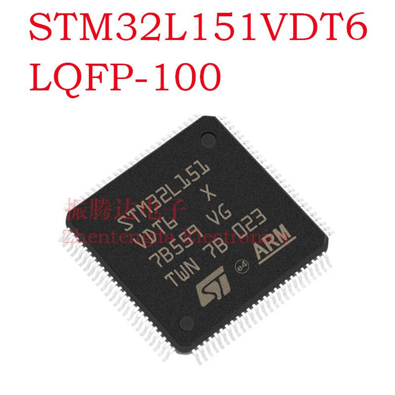 STM32L151VDT6 STM STM32 STM32L STM32L151 STM32L151V STM32L151VD LQFP-100 IC MCU