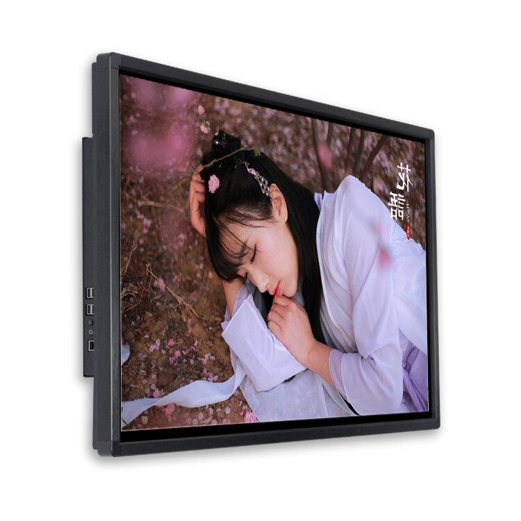 """أرخص سعر 22 """"الحائط واي فاي أندرويد الإنترنت Lcd عرض إعلاني لاعب/الإعلان عرض تلفاز LCD الذكية"""