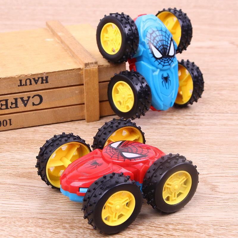 باردة على الوجهين شاحنة قلابة سيارة بالقصور الذاتي 360 دوران المقاومة لتسقط الأطفال الإبداعية موضة هدايا عيد ميلاد لعبة