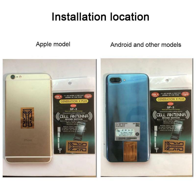 1 قطعة 3.5 مللي متر عرض الهاتف المحمول إشارة تعزيز هوائي سماعة ميناء هوائي خارجي عالية الأداء LTE مُعزز إشارة Wifi