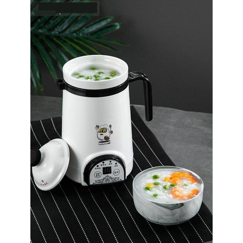 معدات المطاعم التجارية كيوكنابراتور أجهزة المطبخ المنزلية أباراتو دي كوسينا ماتريل المطبخ كوب الحساء الكهربائية