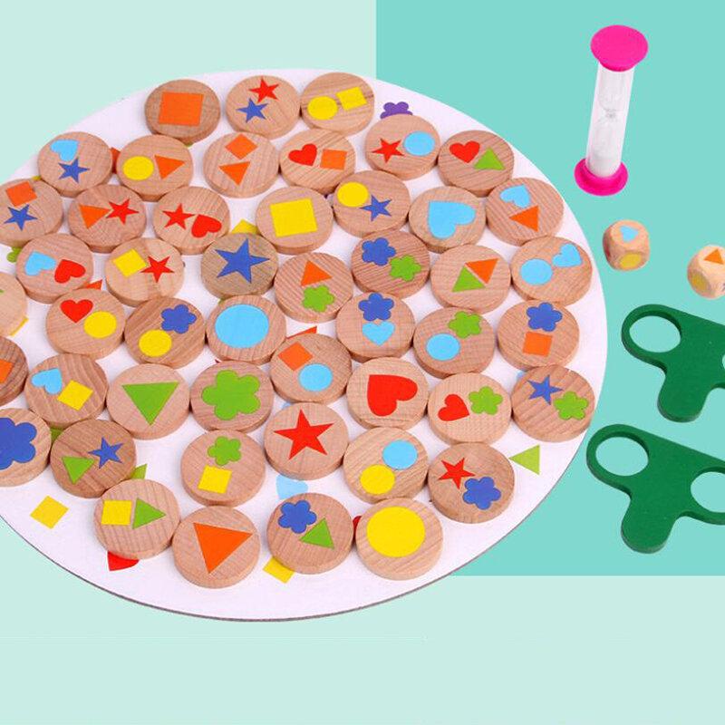 1 قطعة لعبة تعليمية عملية تبحث عن صور لعبة دائم مضحك لعبة الأسرة اللعب لعبة هدية عيد ميلاد للأطفال