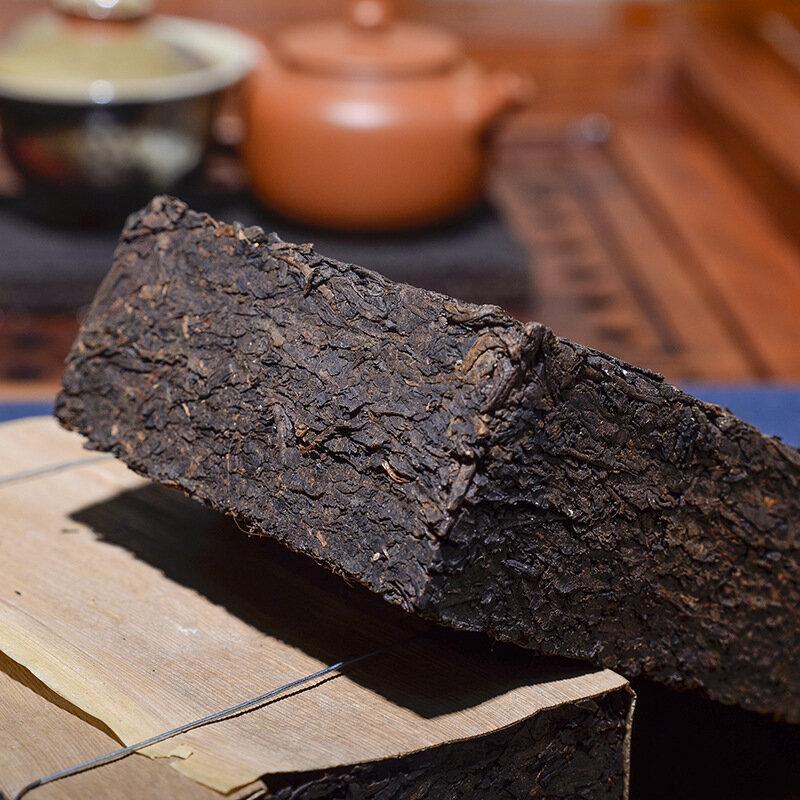 1990 سنة الشاي الصيني يوننان الناضجة شاي بوير 500g أقدم الشاي بوير أسلاف العتيقة العسل الحلو مملة الأحمر بو erh شجرة القديمة بو erh
