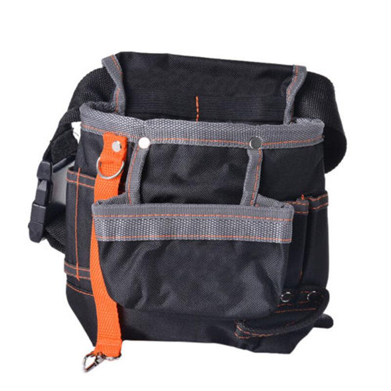 متعددة الوظائف أداة حقيبة أكسفورد القماش كهربائي حقيبة 7 جيب حزام تخزين Oganizer حقيبة حقيبة الأدوات