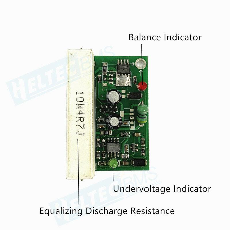 موازن lifepo4 ببطارية مفردة من الرصاص الحمضية 2 فولت/6 فولت/12 فولت/16 فولت/موازن/3.7 فولت ليبو/3.2 فولت