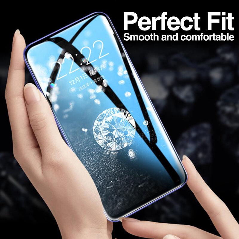 4 قطعة الزجاج واقية لهواوي P30 P40 لايت E P الذكية 2021 حامي الشاشة لهواوي ماتي 30 20 لايت P20 برو الزجاج المقسى