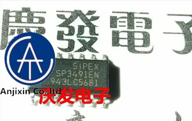 10 قطعة الأصلي الحقيقي الجديد في الأوراق المالية SP3491EN