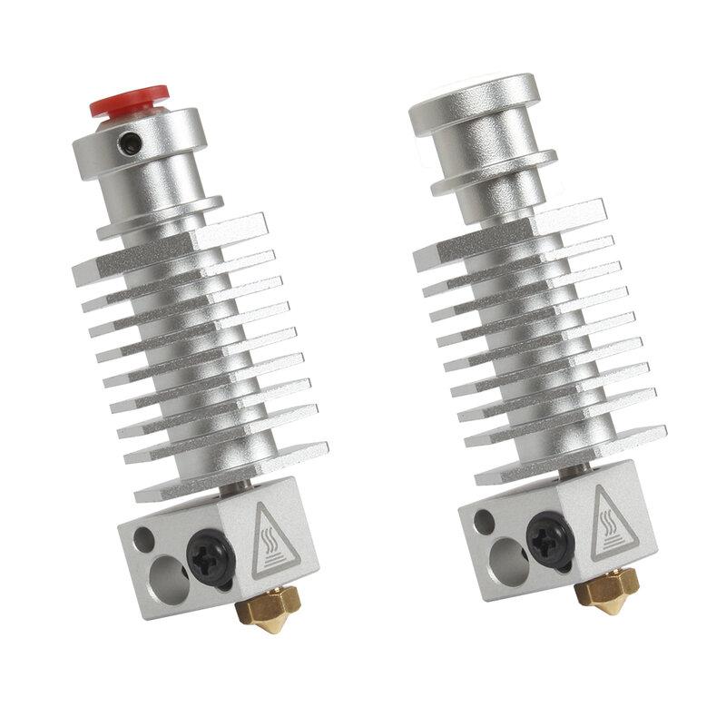 3DSWAY ترقية V6 هوتند عدة BP6 بركان جميع المعادن J-رئيس 12 فولت/24 فولت البعيد الطارد 3 مروحة تبريد قوس كتلة ثلاثية الأبعاد أجزاء الطابعة