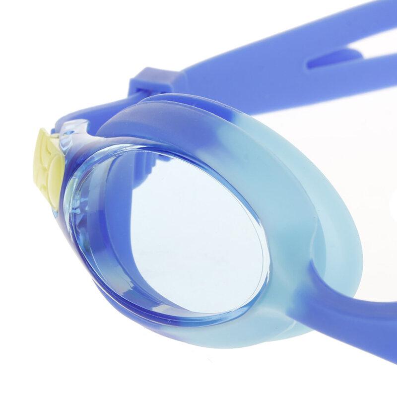 Winmax الاطفال نظارات الوقاية للسباحة نظارات مكافحة الضباب حمام سباحة مقاوم للماء الغوص المياه اكسسوارات لطيف نظارات نظارات لفتاة صبي