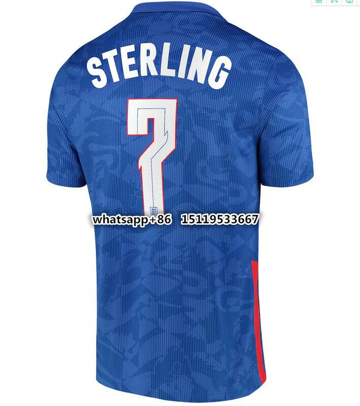 قميص رجالي بتصميم عتيق بجودة عالية قمصان 20 21 EnglandES قمصان شيرينغهام بيكهام GASCOIGNE cherer 1986 1998 2002 2008 1990