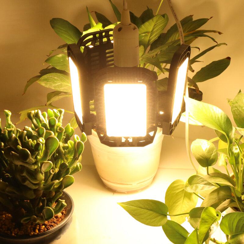 300 واط LED تنمو ضوء Sunlike الطيف الكامل النبات تزايد مصباح E27 لمبة Fitolamp Led Phytolamp للنباتات داخلي Growbox الإضاءة