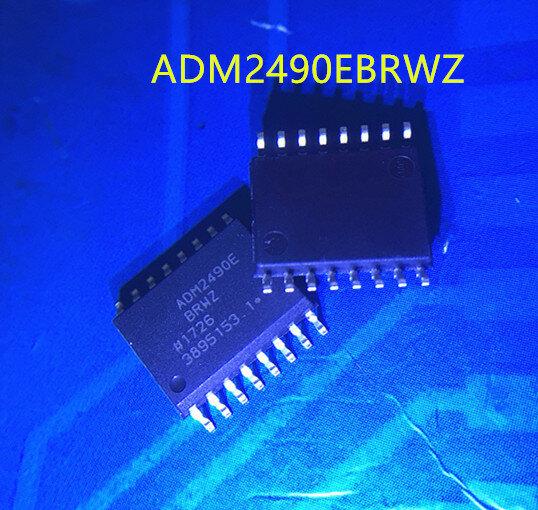شحن مجاني جديد 10 قطعة/الوحدة ADM2490EBRWZ ADM2490EBRW ADM2490E ADM2490 SOP-16