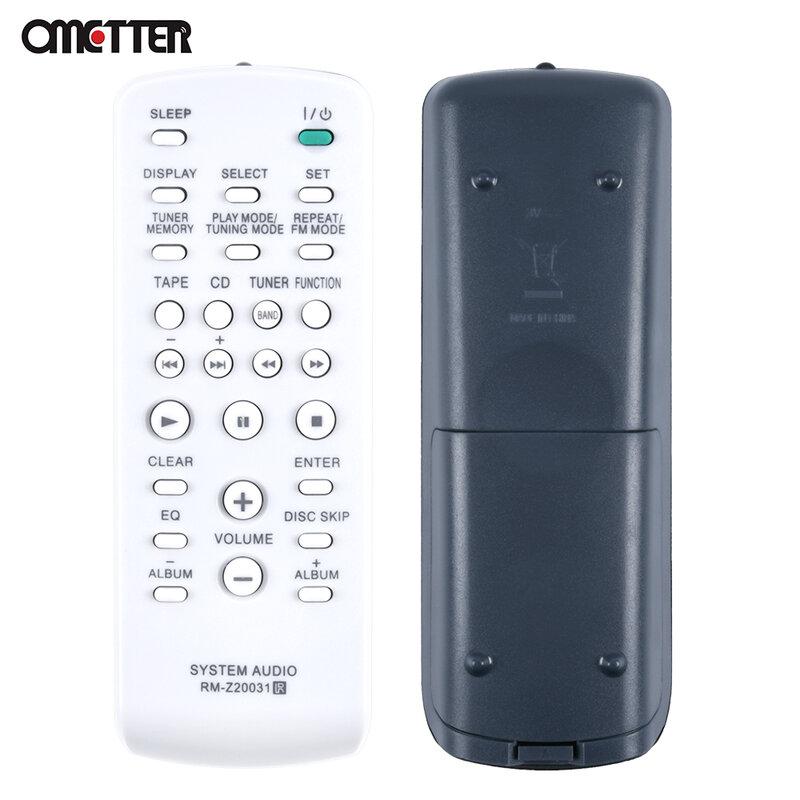مناسبة لسوني الصوت الصوت نظام التحكم عن بعد RM-Z20031 CMT-U1BT HCD-U1B SS-CU1BT