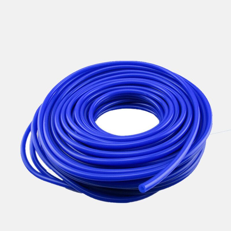 1 متر 2 مللي متر 3 مللي متر 4 مللي متر 5 مللي متر 6 مللي متر 8 مللي متر 10 مللي متر 12 مللي متر 14 مللي متر 16 مللي متر ID الأزرق المطاط خرطوم مرنة لينة سيل...