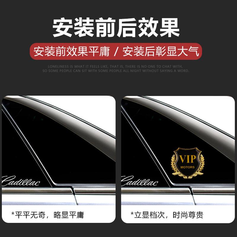 1 قطعة سيارة تعديل سيارة معدنية الزخرفية ملصق الجانب التسمية الذيل التسمية لهوندا سيفيك Crv ديل سول CR-V أكورد صالح