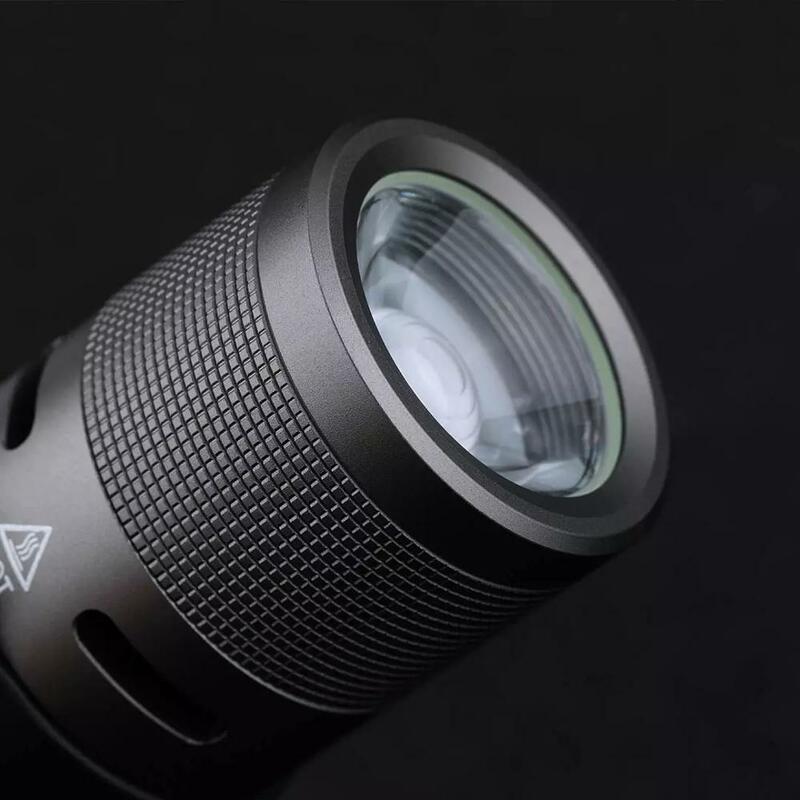 شاومي NexTool 6 في 1 USB قابلة للشحن مصباح يدوي 240 متر IPX4 مقاوم للماء LED مصباح يدوي نوع-C البحث الشعلة للتخييم Natuo
