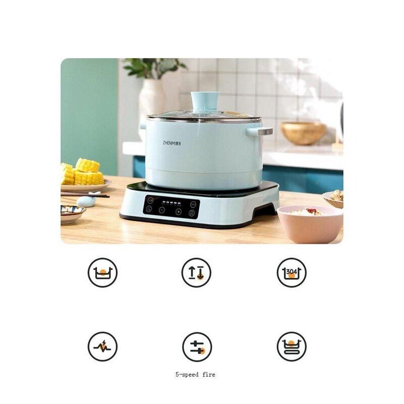 كويكن Apparaten عتاد المطبخ Keukenapparaten الأجهزة للمطبخ معدات التموين Enseres دي Cocina الكهربائية مقلاة