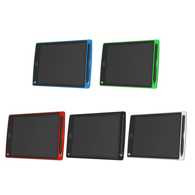 8.5 بوصة كمبيوتر لوحي LCD بشاشة للكتابة فائق مشرق إلكترونيّ كتابة خربش لوح رسم لوح منزل مكتب مدرسة لوح كتابة