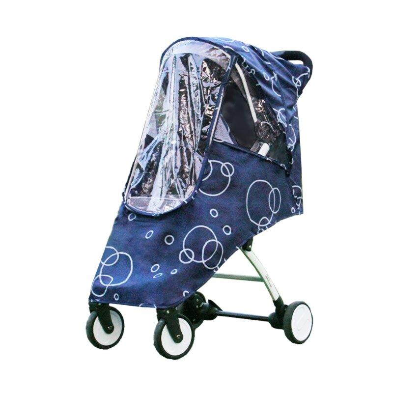 العالمي مقاوم للماء الشتاء رشاقته غطاء للمطر الرياح الغبار درع كامل معطف واق من المطر للطفل عربة اكسسوارات يدفع باليد