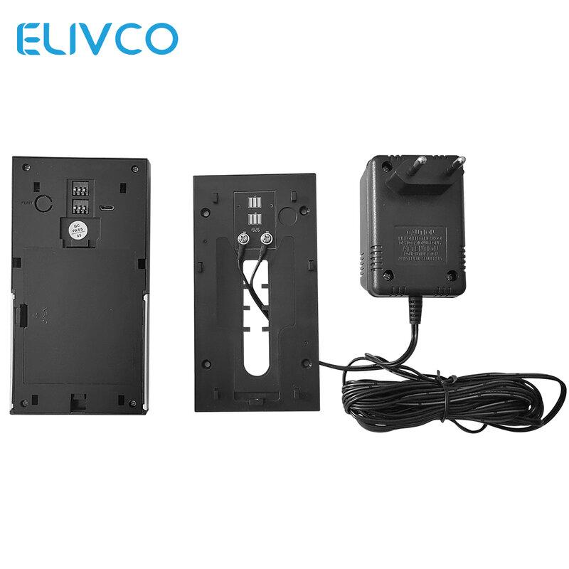 18 فولت التيار المتناوب محول الطاقة 220 فولت-240 فولت محول شاحن ل Wifi اللاسلكية جرس باب يتضمن شاشة عرض فيديو IP كاميرا فيديو إنترفون حلقة