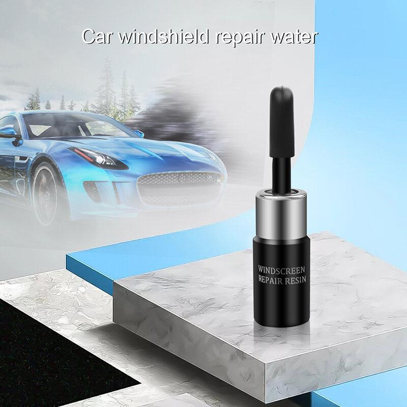 15 مللي سيارة الزجاج إصلاح السائل عدة إصلاح وكيل نافذة السيارة زجاج النوافذ الأمامية الكراك رقاقة أداة إصلاح خدش الكراك استعادة وكيل