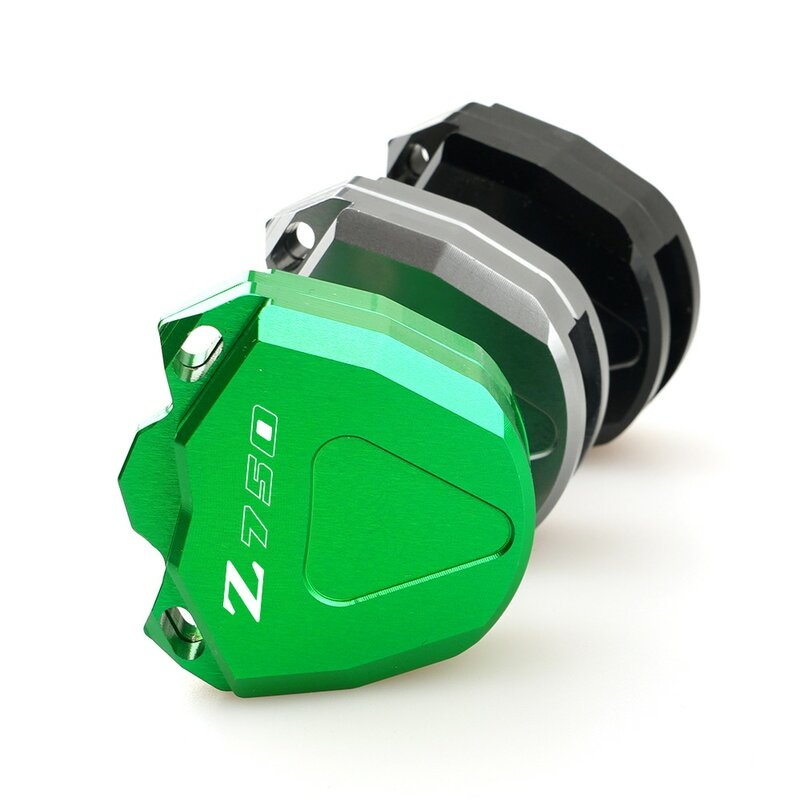حافظة مفاتيح عالية الجودة مزودة بتحكم رقمي باستخدام الحاسوب مخصصة لدراجات KAWASAKI Z750 Z 750 (مفتاح بدون رقاقة) ملحقات دراجات نارية جديدة
