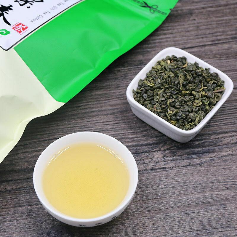 2021 الصين Biluochun الشاي الأخضر الصينية الشاي الأخضر جيد للتخسيس شاي أخضر