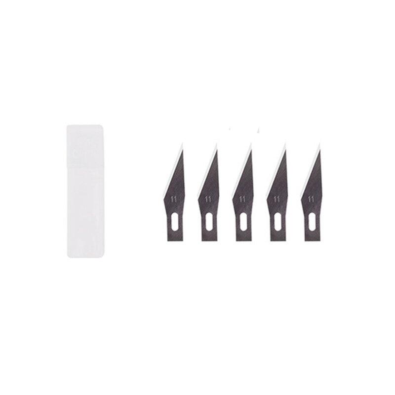 لتقوم بها بنفسك الحرفية المعادن الفني عدم الانزلاق المعادن مشرط سكين القاطع النقش الحرفية هواية النحت PCB إصلاح سكين