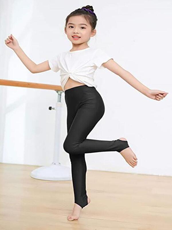 سبيريز الاطفال الفتيات هايت الخصر ستيرروب الباليه تجريب الرقص اللباس الداخلي
