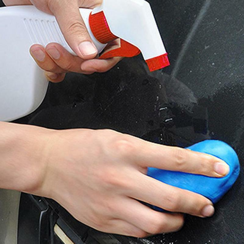 غسيل السيارات ماجيك نظيفة كلاي بار العناية التلقائية بالتفصيل سيارة شاحنة مركبة نظافة غسالات التنظيف أدوات 100g