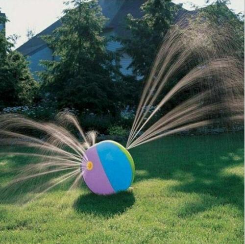 الأطفال في الهواء الطلق الصيف مضحك الجدة العصرية في الهواء الطلق نفخ رذاذ الماء الكرة الرش سبلاش الاطفال الحديقة السباحة حديقة اللعب