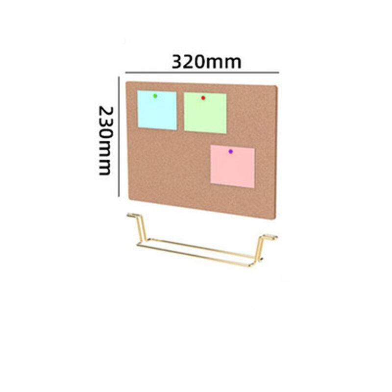 سطح المكتب مذكرة ورقة خلفية المجلس لينة خشبية رسالة مجلس الزخرفية بطاقة بريدية صور الجدار