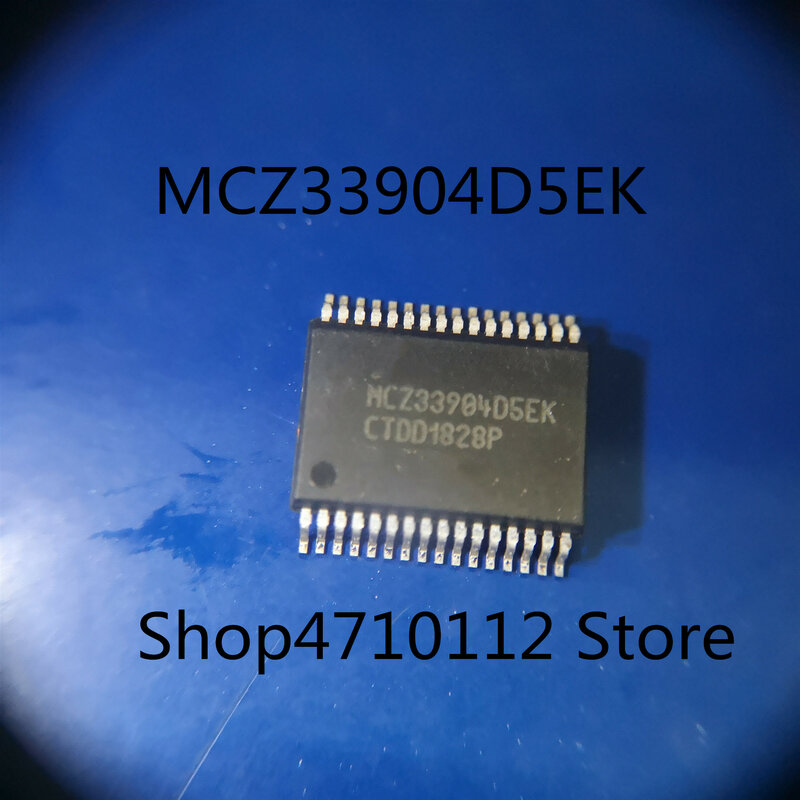 شحن مجاني جديد 10 قطعة/الوحدة MCZ33904D5EK MCZ33904D5 MCZ33904 SSOP32 IC