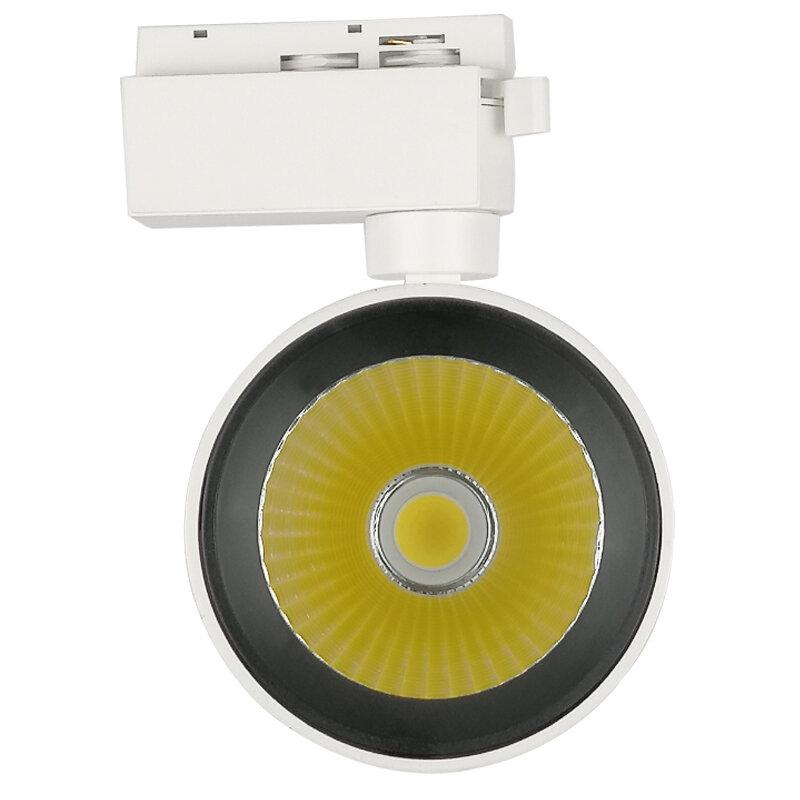 مصباح الكشاف Led COB ، ضوء المسار ، 30 واط ، 20 واط ، 40 واط ، 110 فولت ، 220 فولت ، لمتجر الملابس ، المنزل