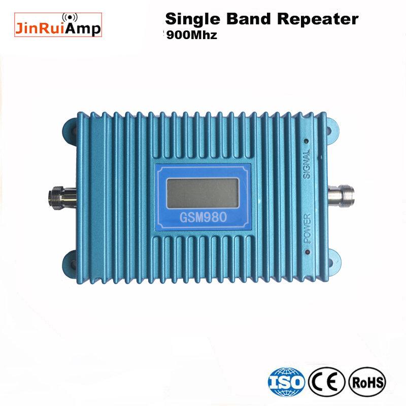 Gsm مكرر 900mhz repetidor دي جيبي celular مكاسب 70dB 2g المحمول إشارة مكبر للصوت 900MHZ GSM إشارة الداعم مع lcd عرض