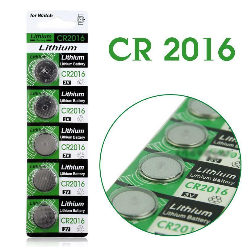 YCDC 2016 الساخن بيع 50 قطعة 3V ليثيوم عملة خلايا زر البطارية DL2016 KCR2016 CR2016 LM2016 BR2016 EE6278 52% قبالة