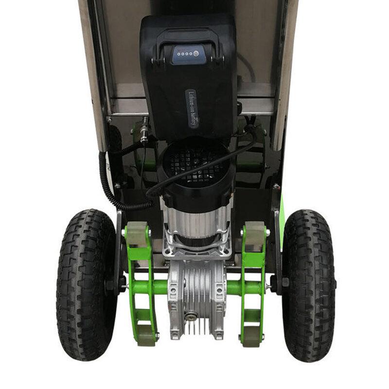 المصعد ، 48 فولت ، 250 كجم سيارة المشي ، رو تسلق السيارة ، سيارة مسطحة.