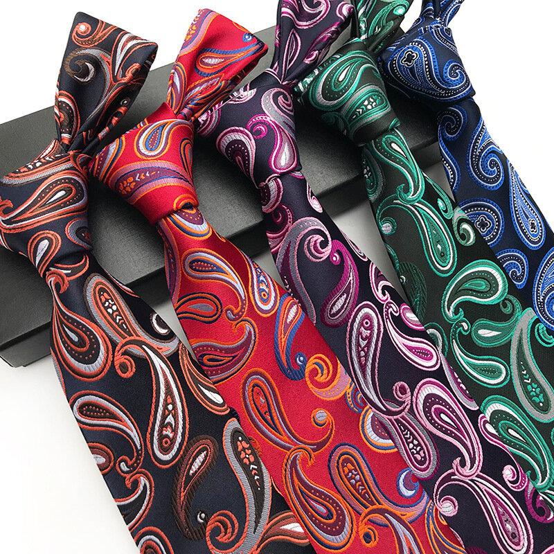 ربطة عنق رجالية بيزلي ، طريقة رائعة لإضافة الأنماط إلى ملابس عملك وتمديد ميزانية خزانة الملابس الخاصة بك