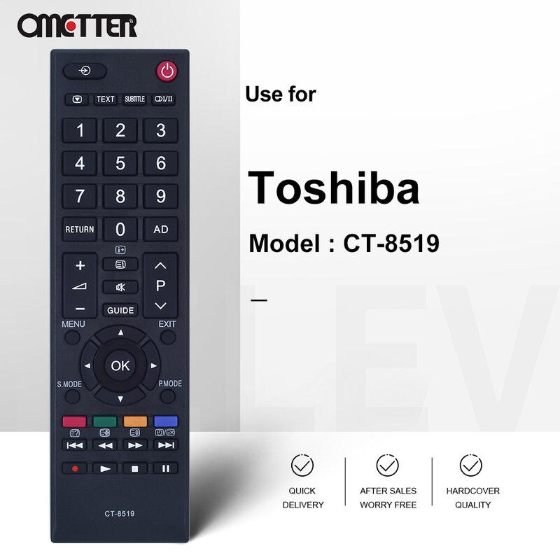 CT-8519 جديد توشيبا LCD LED مشغل التلفزيون التحكم عن بعد Fernbedienung