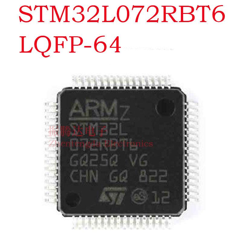 STM32L072RBT6 STM STM32 STM32L STM32L072 STM32L072R STM32L072RB LQFP-64 IC MCU