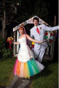 فساتين زفاف عروس على شكل حرف a من الساتان على شكل قلب ، فساتين زفاف رايات ملونة بألوان قوس قزح ، فساتين عتيقة موديل 2019 De Mariee مقاس كبير